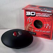 HOLOGRAM ILLUSION 3D CHAMBER magic 3-d optical illusion novelty toys NV724 trick