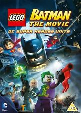 Lego Batman: The Movie - DC Super Heroes Unite DVD [2013] Region 2