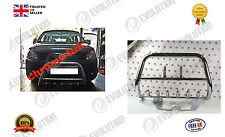 VW Caddy CROME ANTERIORE BULL BAR Spingere BAR 2010-2015