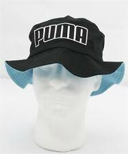 Puma Mens Murrary Stretch Bucket Hat Blue One size