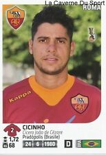 CICINHO # BRAZIL AS.ROMA RARE UPDATE STICKER CALCIATORI 2012 PANINI