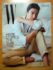 Daniel Henney / Theory Catalogue--Supplement book from W KOREA /March2017