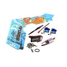 RC TURNIGY BONSAI EPP WING PLANE PNF INC ESC MOTOR BATTERY SERVOS RTF KIT PLANE