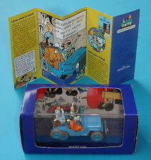 VOITURE CAR TINTIN ATLAS N° 1 La Jeep Willys d'Objectif Lune NEUF