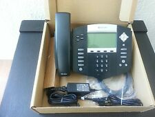 Polycom SoundPoint IP 550 SIP IP-550 IP550 2201-12550-001 Nice Conditions!!
