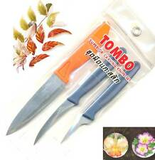 Carving Knife Engraving Thai Art Soap Fruit Vegetable Seeding Stainless Tool set