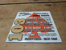 DIMMU BORGIR - KAMELOT - CRADLE OF FILTH - OPETH  !!!!RARE CD!!