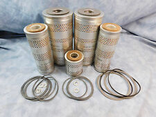M35A2 NAPA GOLD OIL AND FUEL FILTER KIT 2.5 TON MULTIFUEL  M35 M35A2 M109