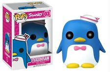 FUNKO POP SANRIO HELLO KITTY #03 TUXEDO SAM~VINYL FIGURE~FAST POST !!!