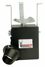 American Hunter Economy Feeder Kit with Photo Cell Timer, New, Free Shipping
