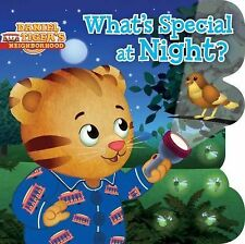 Daniel Tiger's Neighborhood: What's Special at Night? (2015, Board Book)
