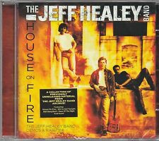 Jeff Healey Band-House on Fire CD NUOVO & OVP/SEALED!
