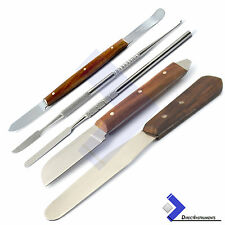 Dental Lecron Wax Carver Modeling Knife Spatula Technitians Laboratory Tools Kit