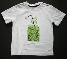 New Gymboree Sea Bottle Tee Top Shirt Size 4T NWT Short Sleeve Hop N Roll Line