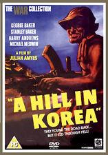 A HILL IN KOREA  - DVD - REGION 2 UK