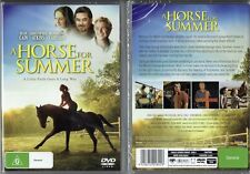 A Horse for Summer * NEW DVD * Dean Cain horse family movie