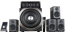 EDIFIER s760d Surround 5.1 Sistema Home Theater altoparlanti impianto BOX NERO