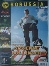 Programm 2004/05 Borussia Dortmund - VfL Wolfsburg
