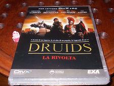 Druids - La rivolta Divx e Pc Dvd ..... Nuovo