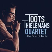 Toots Quartet Thielemans - The Soul of Toots - CD