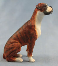 Boxer hund hundefigur figur tierfigur dog naturecraft br