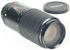Pentax TAKUMAR A 1:4 70-200mm MACRO ZOOM No.5906249 ! Fast wie NEU condition A-!