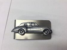 Rolls Royce Cloud 2 ref212 pewter effect car emblem on a stunning Money Clip