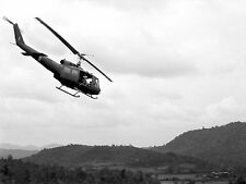 "Vietnam 1970 - Iroquois UH-I ""Huey"" Helicopter Chu Lai Area"