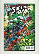Superboy and the Ravers  #4  NM