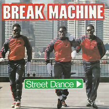 "7"" 45 TOURS BELGIQUE BREAK MACHINE ""Street Dance"" 1983 BREAK SMURF"