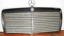 MERCEDES W124 1985-1995 COMPLETE GRILLE STAR BADGE -