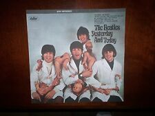 THE BEATLES YESTERDAY AND TODAY BUTCHER COVER REPRODUCTION STEREO SLICK