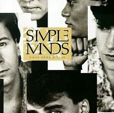 Once Upon a Time 1990 by Simple Minds