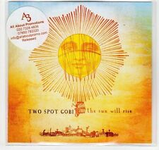 (EC59) Two Spot Gobi, The Sun Will Rise sampler - 2011 DJ CD