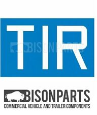 *TIR REGULATION PLATE NEW BP76-025