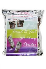 Create-La-Mould MOULDING POWDER Life Baby Hand Feet Casting 450g PREMIUM KIT