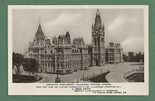 C1910'S RP PC DOMINION BUILDINGS OTTAWA CANADA EMIGRATION PUBLICITY CARD