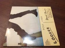 DAVID BOWIE Lodger RCA INTS 5212 classic pop LP from 1979