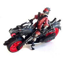 """Teenage Mutant Ninja Turtles Soldado del Pie 5"""" Juguete Figura de acción y bicicleta de vehículo"""