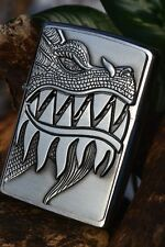 Zippo Lighter - Fire Breathing Dragon - Trick Surprise - Model # 28969