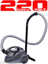 Black And Decker 220 240 Volt Canister Vacuum Cleaner For Europe Asia 220v 240v