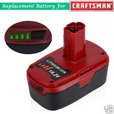 Lithium-ion 19.2V Battery for Craftsman 11375 113756 C3 Cordless Drill