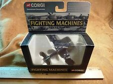 Corgi Diecast Fighting Machines A Century Of War Airplane - Free S&H USA
