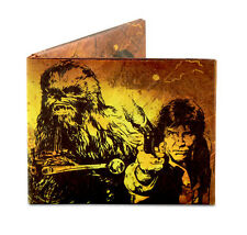 Dynomighty star wars HAN SOLO/CHEWBACCA IN ACTION MIGHTY WALLET made of tyvek