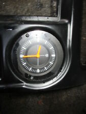 TOYOTA LANDCRUISER COLORADO 3.0TD DASH CLOCK TIME DIAL 1996 - 2003
