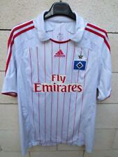 Maillot HAMBOURG HAMBURGER SV Adidas trikot shirt ZIDAN n°7 2007 2008 L Egypte