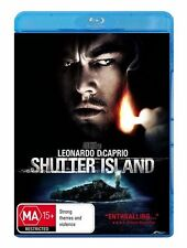 Shutter Island (Blu-ray, 2010) NEW AND SEALED