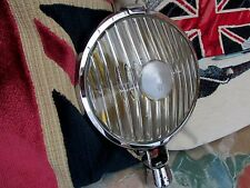 RAYDYOT DL SPOT / FOG LAMP  VINTAGE 1960'S MOD SCOOTER ULMA DESMO CLASSIC CAR