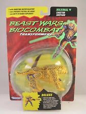 Transformers Beast Wars Maximal Cheetor- MOC (Opened) (#TFE0139)