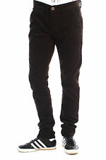 New Mens Slim Fit Stretch Cords Corduroy Trousers Cotton Rich Ex Chainestore
